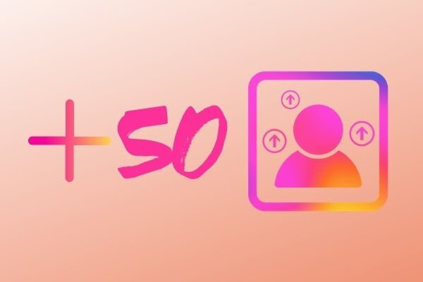 50 IG followers